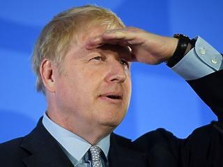 Boris Johnson: a Brexit nem a vég, hanem a kezdet