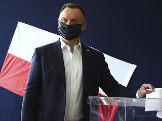 Rendkívüli izgalmak a lengyel elnökválasztáson