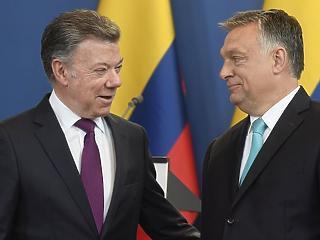 Orbán új mintaállamot talált