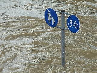 Óriási árvíz jön Magyarország szomszédjában