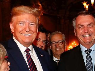 Negatív lett Donald Trump vírustesztje