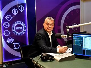 Orbán az ereje végén van, de még mondott néhány erőset