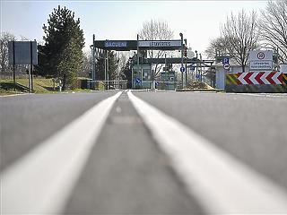 Ma kilenctől kinyílt a magyar határ a V4-ek előtt