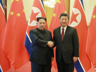 Begyűjtötte az első trófeát Kim Dzsongun