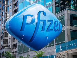 A britek engedélyezték a Pfizer-BioNTech-vakcina forgalmazását