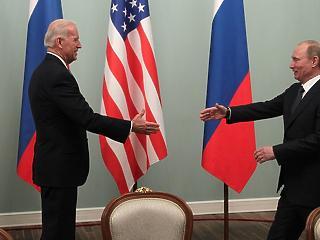 Vlagyimir Putyin: a média hamis képet fest Bidenről