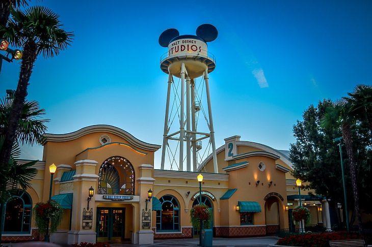 Disney-vidámpark (Pixabay.com)