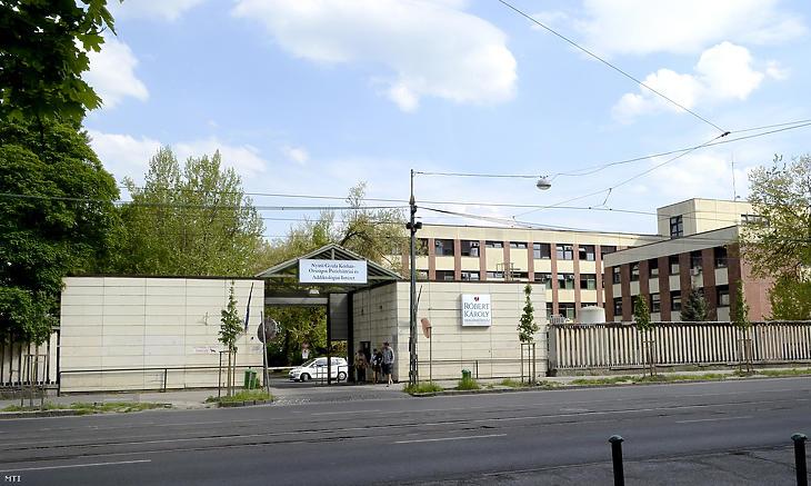 Viszont nullszaldós lett a Nyírő Gyula Kórház. Fotó: MTI