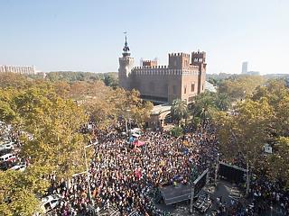 Átgondolták a dolgot – mégsem akarnak függetlenedni a katalánok?
