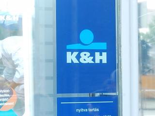 23 millióra bírságolta az MNB a K&H Bankot
