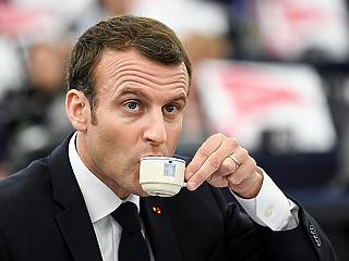 Macron már tudja a megoldást a világ egyik legnagyobb problémájára