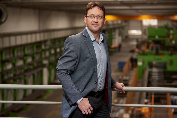 Kelemen Csaba, a BIM Design vezetője (forrás: BIM Design)