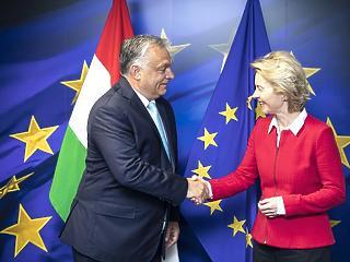 Távol tartották az ideológiai gerillákat – Orbán találkozott az EU nagyasszonyával