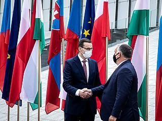 Szokatlan látványt nyújtott Orbán Viktor
