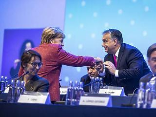 Rázós ügyekről tárgyal ma Orbán és Merkel
