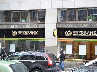 Nagyot botlott a Sberbank
