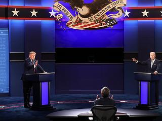 A Trump-Biden csata: merre megy tovább az USA?