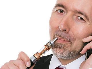 Eltűnik az e-cigaretta a webáruházakból Kínában