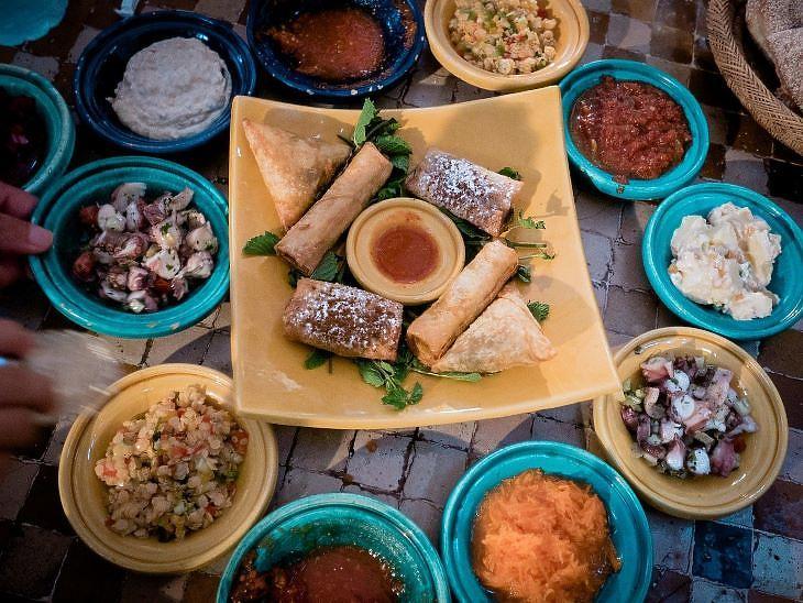 Egyre feszítőbb az élelmiszerhiány sok arab országban (fotó: pixabay.com)