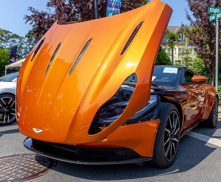 Aston Martin (Pixabay.com)