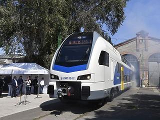 Újabb emeletes vonatokat vet be a MÁV az elővárosi szakaszokon