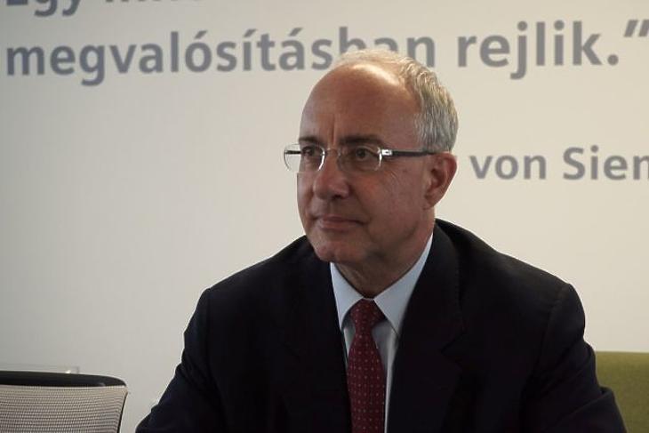 Minden országnak megvannak a kihívásai – a Siemens-vezér a magyarországi állapotokról