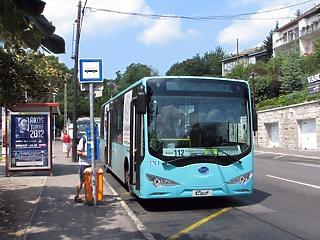 36 milliárd forintot kapnak elektromos buszra a 25 ezer lakosnál nagyobb települések