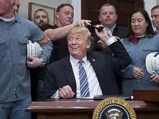 Trump tényleg kirobbantja a kereskedelmi háborút - van azonban egy apróbetűs rész