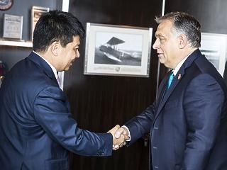 Olyat mondott a kínai elnök, aminek az Orbán-kormány is örülhet