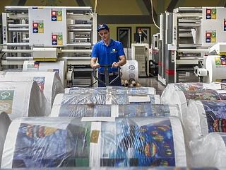 Az állam is beszállt a csomagolóanyag-gyárba