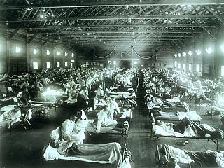 Fidelity: a 102 évvel ezelőtti spanyolnáthára hasonlít a koronavírus-járvány
