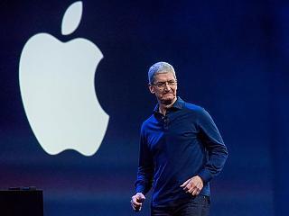 A forgalmon és a nyereségen is meglepődött az Apple