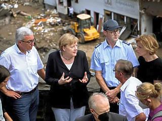 30 milliárd eurós helyreállítási alapot állítanak fel Németországban az árvizek miatt