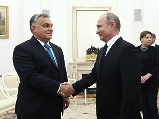 Mélyütés Putyinnak – Orbán lehet a következő