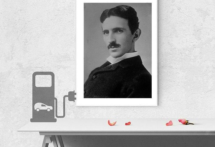 Nikola Tesla feltaláló (Pixabay.com)