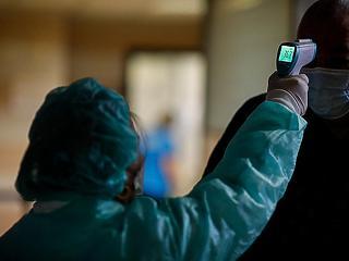Tegnap este óta hat fővel nőtt a koronavírusos esetek száma Magyarországon