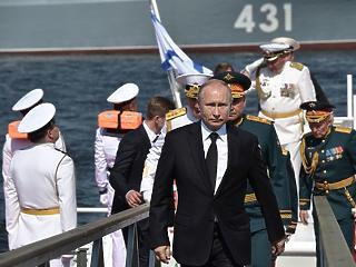 Putyin bekeményít – megvédené teljes Eurázsiát
