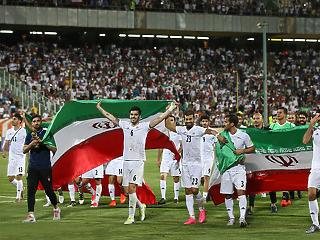 Foci-vb: Cipő nélkül marad az iráni csapat