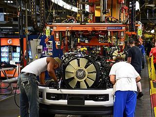 Több ezer dolgozót bocsát el néhány éven belül Németországban a Ford