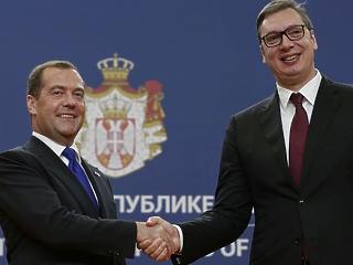 Fekete bárány, piros táska: orosz kémügy robbant ki Szerbiában