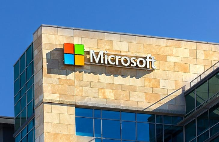 Rekordbevétel és -nyereség a Microsoftnál
