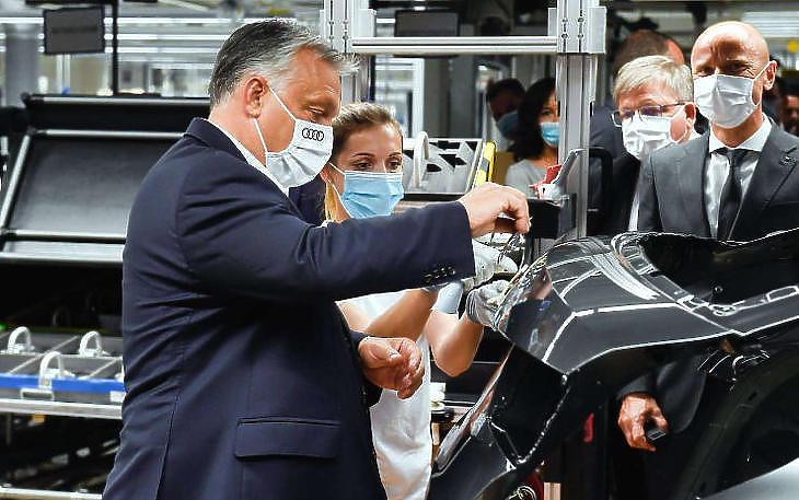 Orbán Viktor már tudja, hogyan fékezhetjük meg a Covidot
