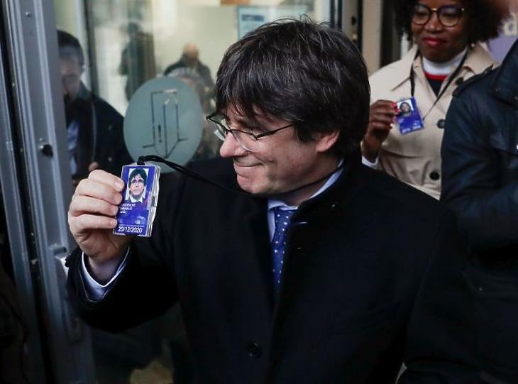 Börtön helyett parlament: EP-képviselő lesz a lázadó politikusokból
