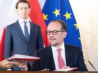 Ment is, maradt is a bukott osztrák kancellár
