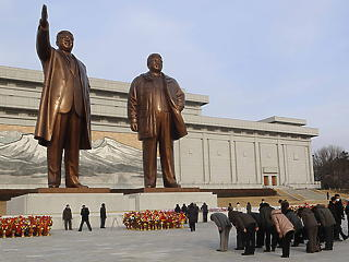 Két rakétát is kilőtt a Japán-tenger felé Észak-Korea