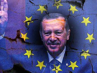 Erdogan továbbra is EU-s tagságot követel