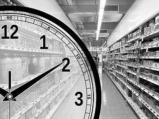 Elkeserítő helyzetben a boltosok: ennyivel több túlórát kellett vállalni