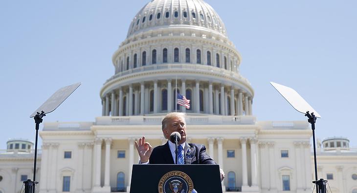 Az amerikai szkander mozgatja a tőzsdei árakat