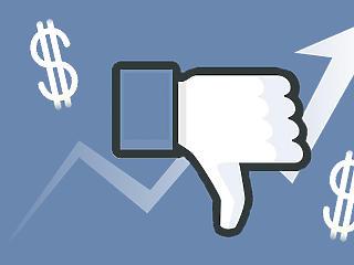 Nem vették be a gyomrok a Facebook-reformot, megijedt a 11 ezertől az OTP