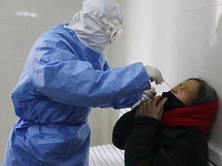 Koronavírus: április vége óta nem találtak ennyire sok új fertőzöttet egy nap alatt